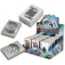 Grinder Tarjeta Poker Metalico