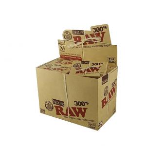 Raw 300 (librillo 300 unds)