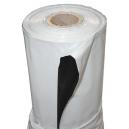 Plastico Reflectante Blanco y Negro Grueso