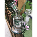 Bong Green Dragon con Doble Muro