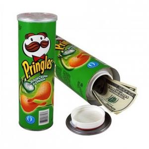 Bote de Pringles