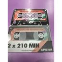 Grinder Plano Cassette
