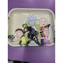 Bandeja Metal Grande Rick & Morty