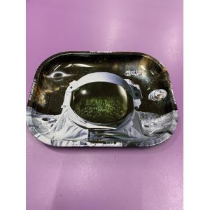 Bandeja Metal Pequeña Astronauta