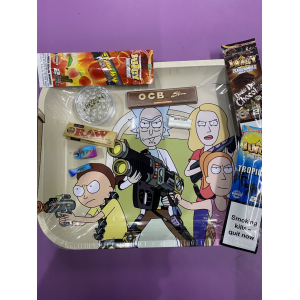 Pack Family Rick & Morty