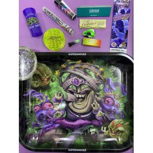 Pack Super Smoker