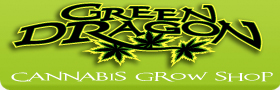 GREEN DRAGON  [ cannabis grow shop ]